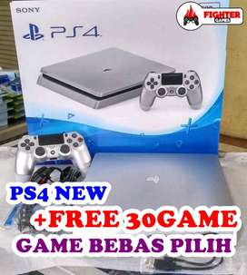 [NEW] PS4 +FREE 30GAME bisa request PS 4 SLIM SONY PLAYSTATION 4