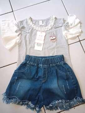 Baju anak 1-3 tahun import