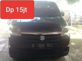 Suzuki APV GL Manual Tahun 2013 Tangan pertama Kondisi Istimewa