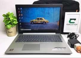 Laptop Lenovo A12 Setara i7 RAM 8GB Mulus Terawat Full Pelindung
