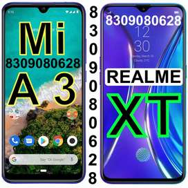 (REALME)》(REDMi) LATEST MODELS (EXTRA COST ANY MODEL) NO EXCHANGE
