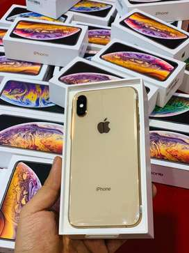 iPhone XS 64Gb & 256GB Lowest Price Ever Box Pack New PTA Approved