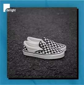 Vans Slip-On Checkerboard 98 DX Anaheim Factory Ori Resmi PT. NAVYA