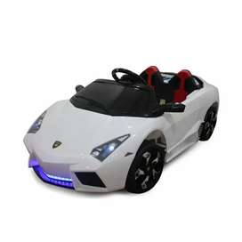 Mobil Mainan Lamborghini Pakai Aki / Mobil Mainan Anak Lamborghini