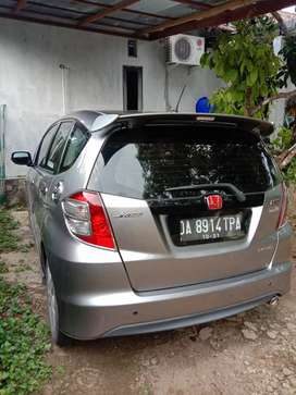 Honda jazz rs full aksesoris