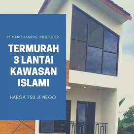 Homestay Penginapan Strategis dekat area wisata Ciampea Bogor