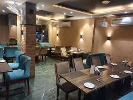 Fully Furnished Restaurant Available in Lalpur