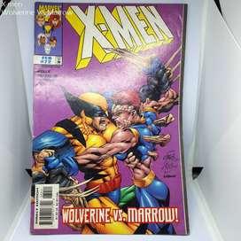 Xmen, Wolverine vs Marrow! #72 Comic Marvel