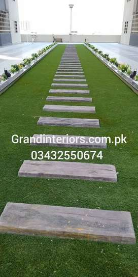 Artificial Grass or astro wholesale by Grand interiors