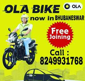 Joining for Ola bike