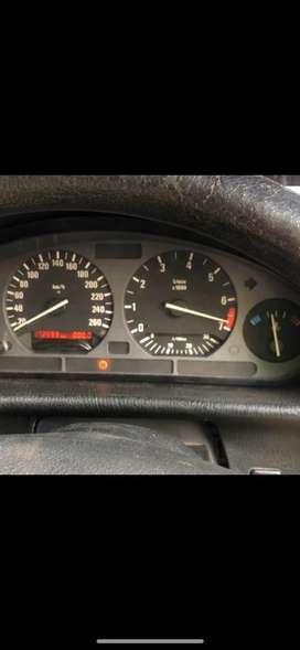 Speedometer bmw e36 320i 323i 318i km 170rb