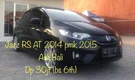 dp20jt New Jazz RS AT 2014 TT Yaris\Juke\Terios\Mazda2 2015/2016