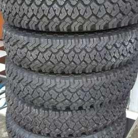 Ban dunlop road gripper R16-750 per 5 pcs