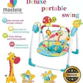 Baby Bouncer Swing Mastela