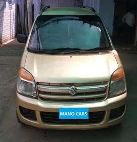 Maruti Suzuki Wagon R Duo, 2007, CNG & Hybrids