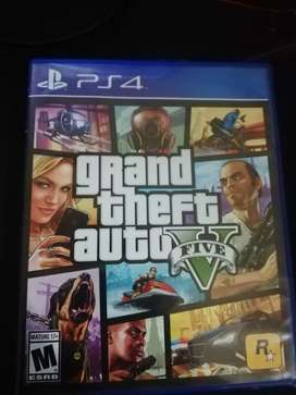 Gta V Ps4 10/10 Condition