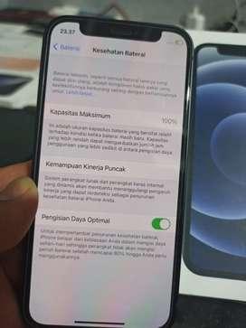 Iphone 12 MiNi BLack 64 Gb Perfect Like New & GarNas Ibox 11 BuLan