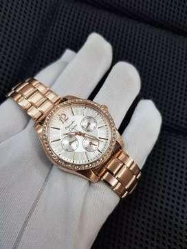 Jam tangan wanita Alexander Christie AC2646 Original