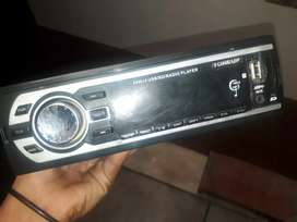 car stereo less used