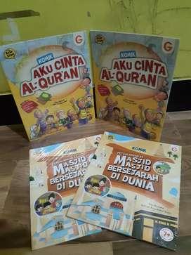 DZIKRA STORE menjual Flashcard dan Buku Anak