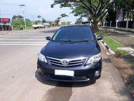 Toyota new Altis G matic 2011