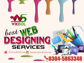 Customized Website Designing & Development Services