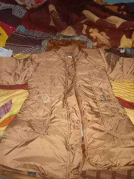 Women jacket in without use