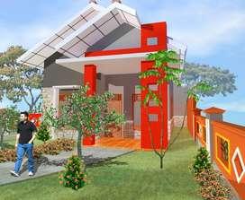 Perumahan Wirokerten Residence, Kita Sediakan Kontraktor, harga 500 Ju