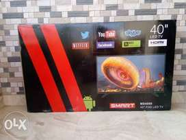 WAYMORE ANDROID LED TV - All Size Available