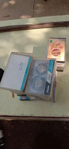 Old casettes