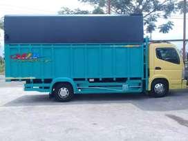 Mitraindo sedia jasa pengiriman Truck cdd box bak Fuso tronton