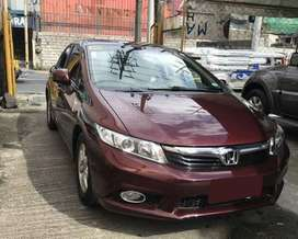 All New Honda Civic FB new cash or kredit