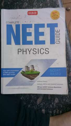 NEET Physics guide-used one