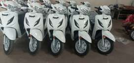 Honda activa 6g just pay 10000