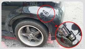 Klip Bumper escudo avanza xenia CR-V kluger panther agya Katana BR-V