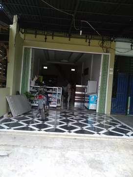 Dijual cepat ruko 2 setengah lantai full keramik baru rehab