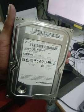 Hard disk 320gb