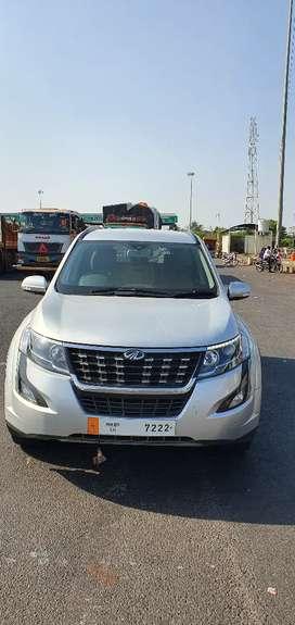 Mahindra XUV500 2018