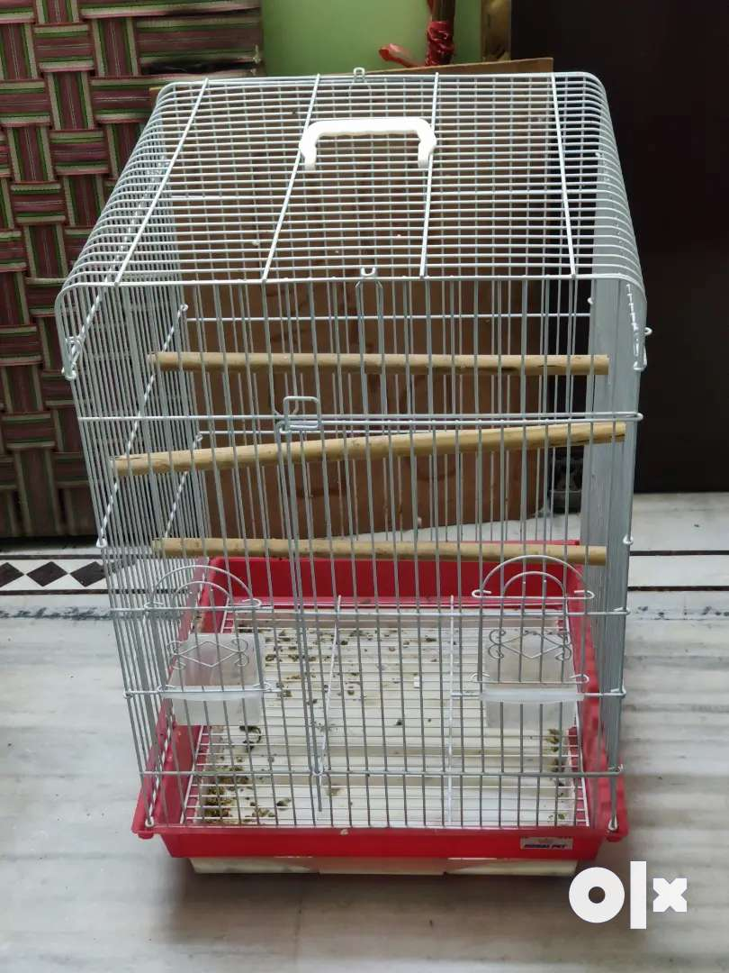 2 cages brand new