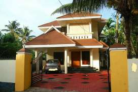 6.8 cent 2400 sqft 4 BHK 9 years old house for sale Rs. 1.05 cr