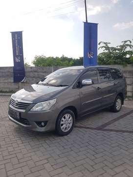 Toyota Innova E Diesel Tahun 2012 (Upgrade Type G)