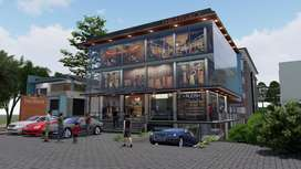 Commercial space for sale at batwal,bc road