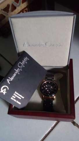 Jam  Tangan Wanita Alexander Christie AC-2517 BFBRGBA