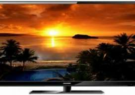 55 inches latest features with latest android version with warranty