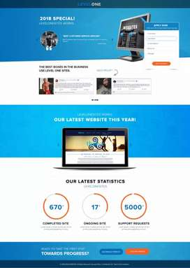 Website and Mobile Application at Affordable Rate