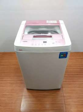 LG turbo drum 6.5kg fully automatic top load washing machine