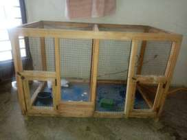 Birds Cage, Parrots Cage, Pinjra, Wood Cage