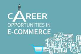 E-Commerce Company hiring - Salary up to 40K- Permanent jobs