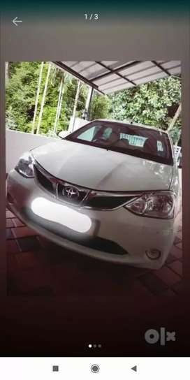 Toyota Etios 2015 WELL MAINTAINED AND GOOD CONDITION