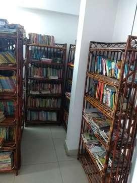Children Rental Books / English & Telugu Novels library at Nizampet